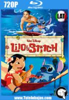 Descarga Lilo y Stitch (2002) 720P HD Español Latino, Inglés Gratis