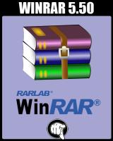 WinRar 5.50 Full Activado Para PC 64 & 32 Bits