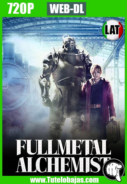 Descargar Fullmetal Alchemist (2017) 720P HD WEB-DL Español Latino, Inglés Gratis