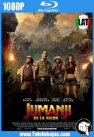 Descarga Jumanji: En la selva (2017) 1080P Full HD Español Latino, Inglés Gratis