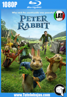 Descarga Las travesuras de Peter Rabbit (2018) 1080P Full HD Español Latino, Inglés Gratis
