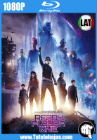 Descarga Ready Player One (2018) 1080P Full HD Español Latino, Inglés Gratis