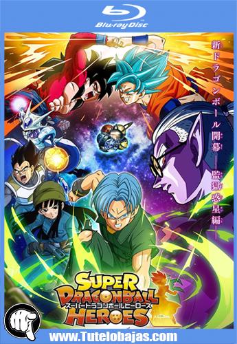 Ver Super Dragon Ball Heroes Cap. 1 Subtitulado HD