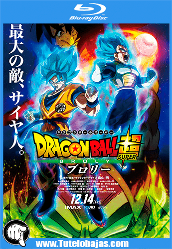 ver dragon ball super broly la pelicula