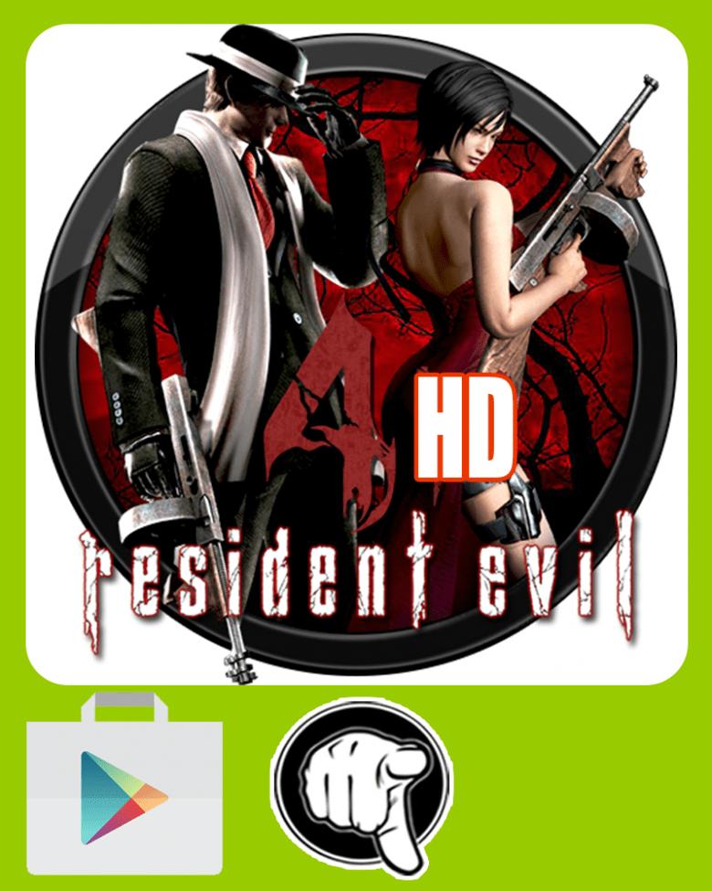 Descargar Resident Evil 4 HD Remasterizado Para Android