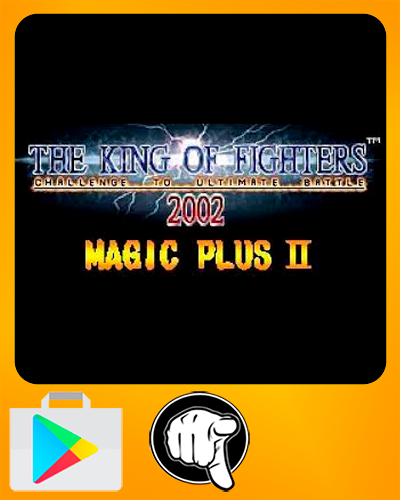 DESCARGAR The King of Fighters 2002 ANDROID NO EMULADOR